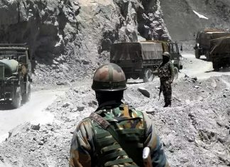 Indian Army Galwan Valley