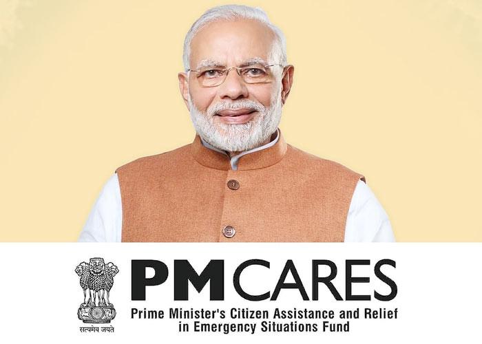 Modi PM cares