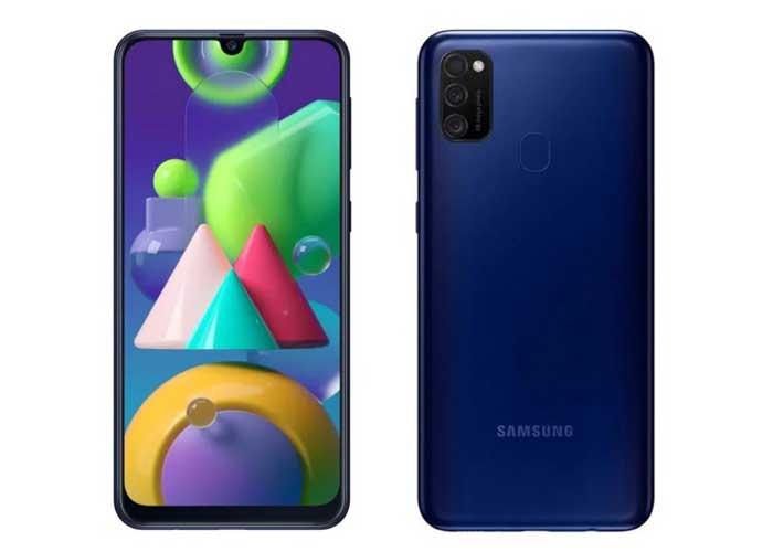 Samsung Galaxy M21 Smartphone