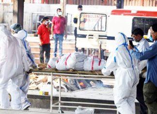 Security guards death Delhi