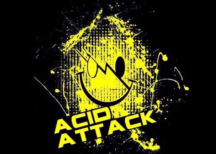 Acid Attack Logo