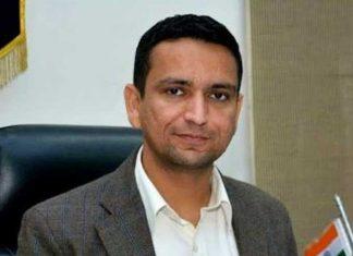 Ghanshyam Thori IAS