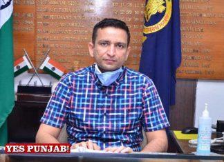 Ghanshyam Thori IAS Punjab