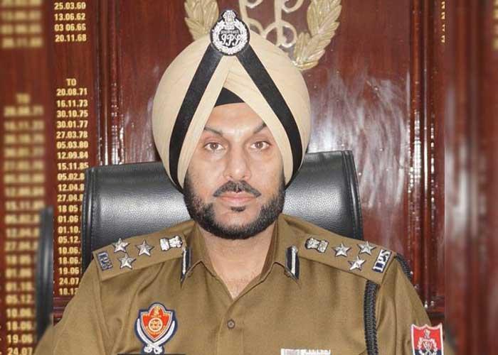Gurpreet Singh Bhullar IPS