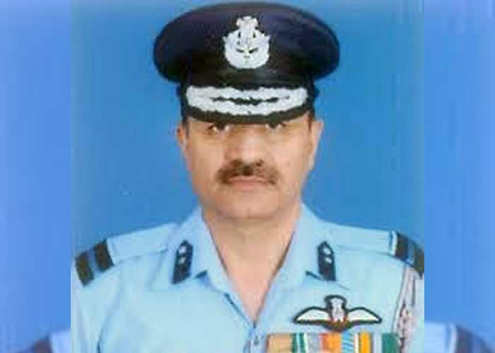 Hilal Ahmad Rather IAF