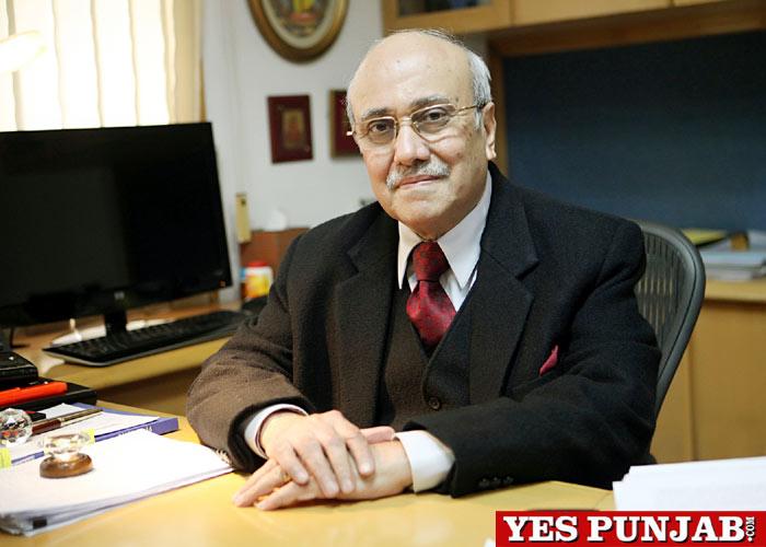 KK Kapila Chairman IRF