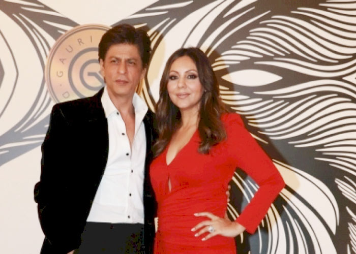SRK Gauri khan