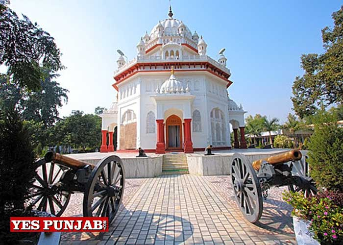 Saragarhi Memorial Ferozepur