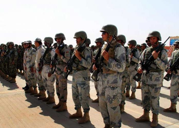 Afghanistan Security Forces