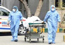 Coronavirus deaths in Maharashtra