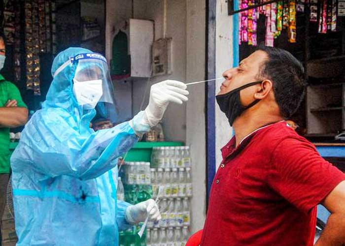 Coronavirus in Assam Test
