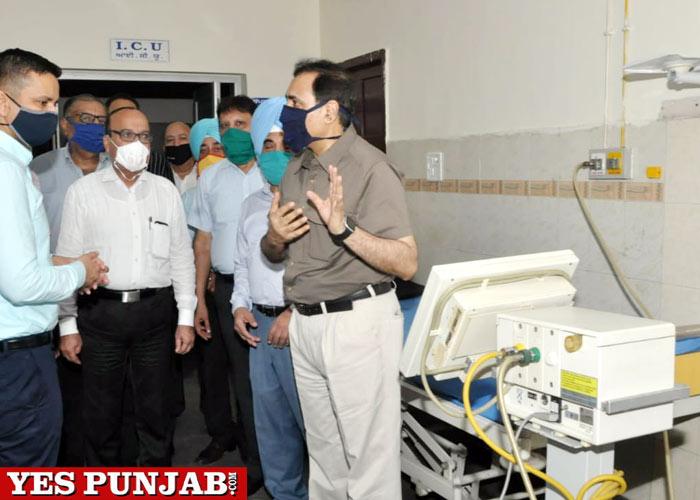 Jalandhar DC Gulab Devi Hospital