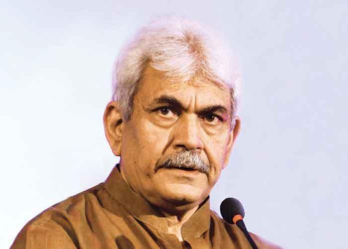 Manoj Sinha BJP Jammu and K