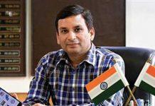Ravi Bhagat IAS