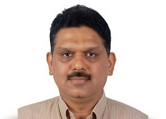 Anirudh Tiwari IAS