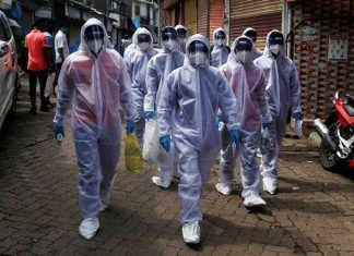 Coronavirus Health Workers in India