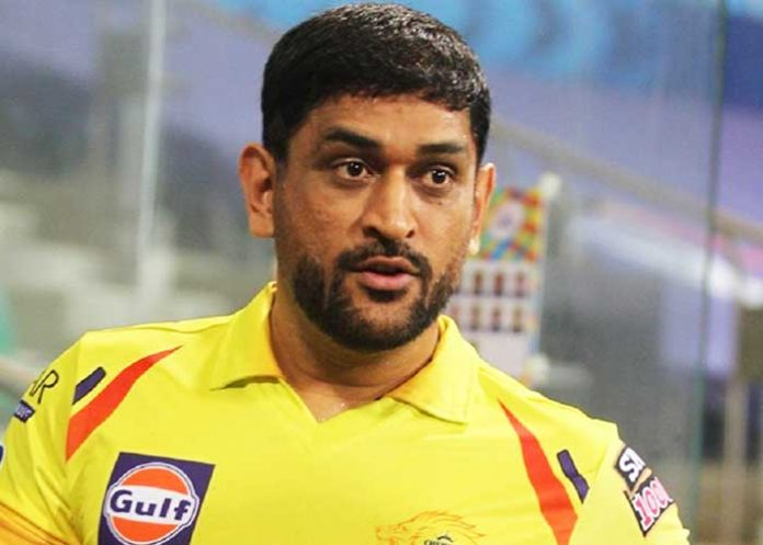 Dhoni New Look CSK
