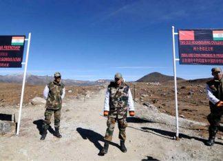 India China Border Arunachal