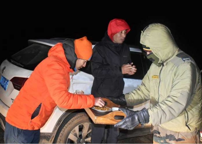 Indian Army rescues Chinese citizens in Sikkim