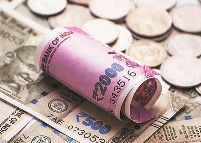 Indian Rupee 2000