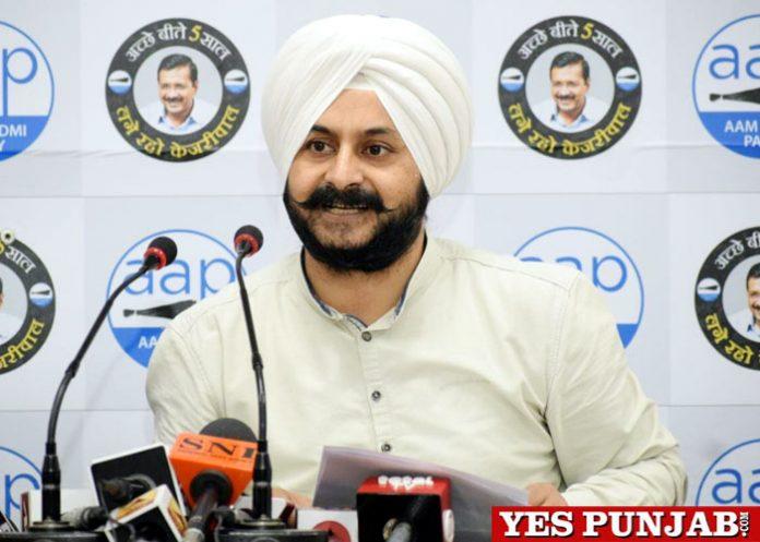 Jarnail Singh AAP