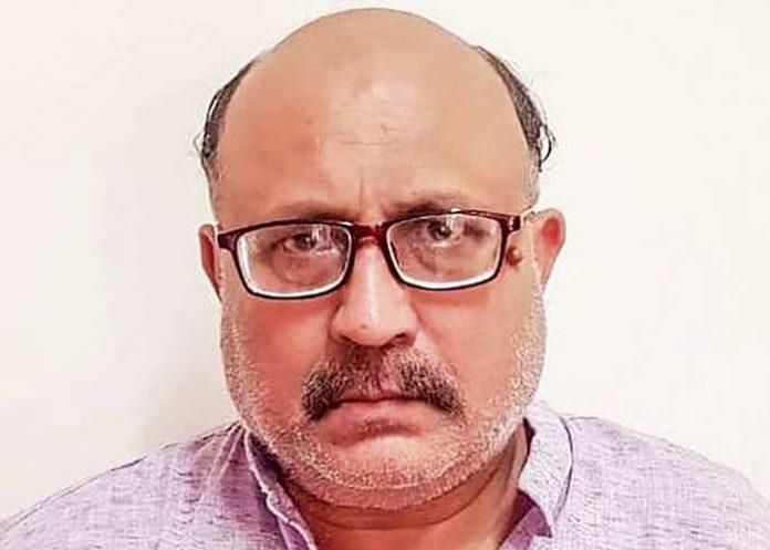 Rajeev Sharma Journalist