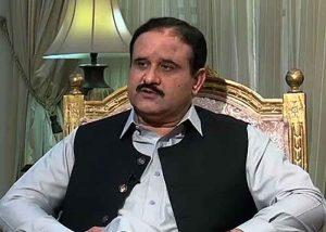 Usman Ahmad Khan Buzdar