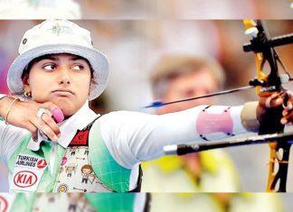 Deepika Kumari Archer
