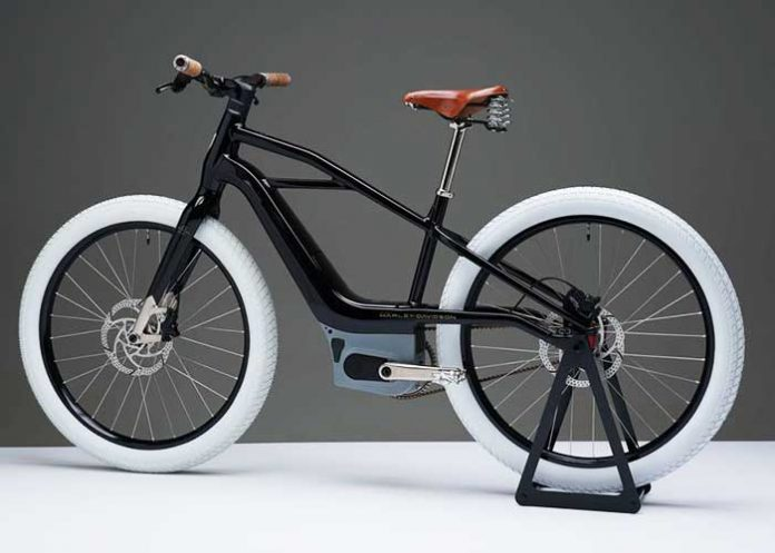Harley Davidson Serial 1 Electric Bycyle