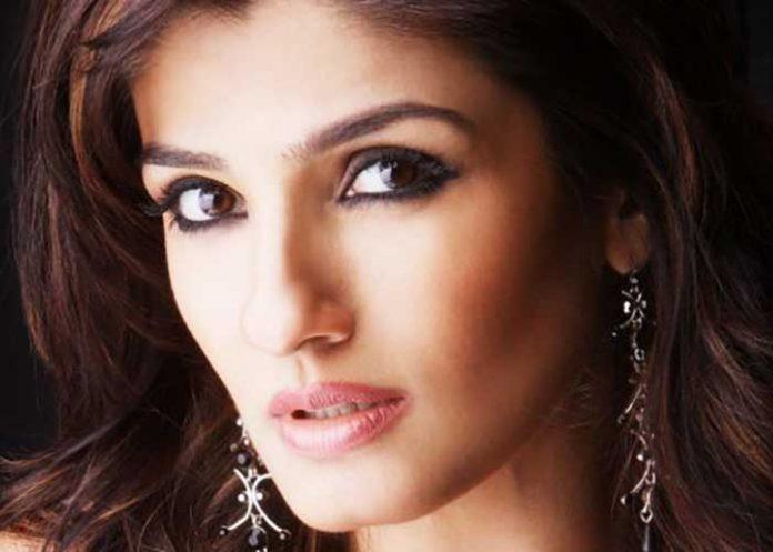 Raveena Tandon Close Look