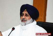Sukhbir Singh Badal demand