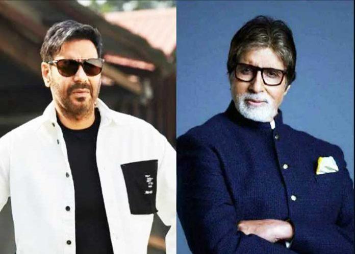 Ajay Devgn Amitabh Bachchan