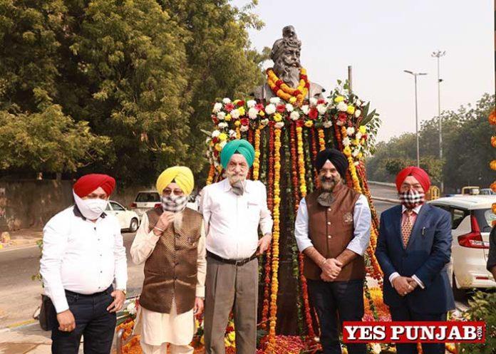 DSGMC pay tribute to Maharaja Ranjit Singh