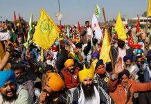 Farmers allowed to enter Delhi