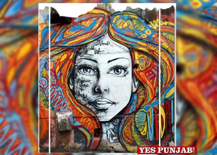 Graffitis Ludhiana