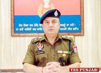 Harmanbir Singh Gill SSP Moga