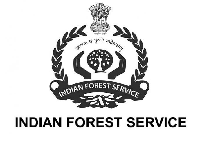 IFS Indian Forest Service Logo