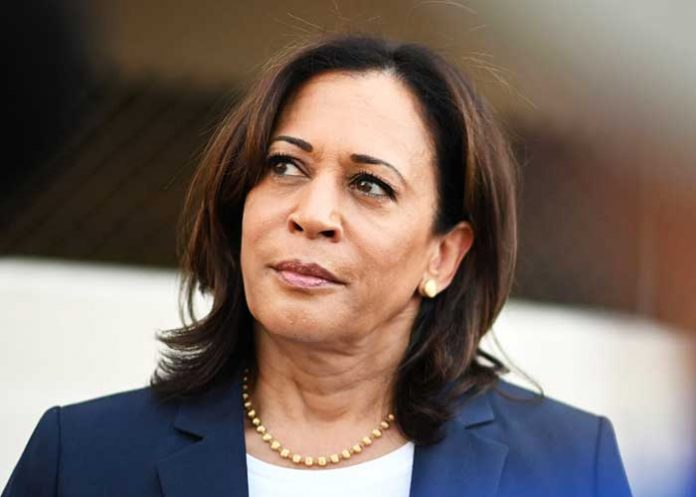 Kamala Harris had