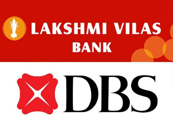 Lakshmi Vilas Bank DBS Bank Logo