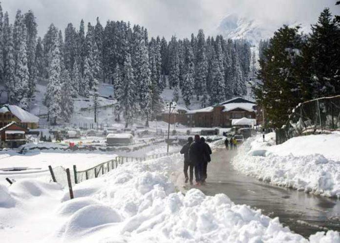 Leh Snow