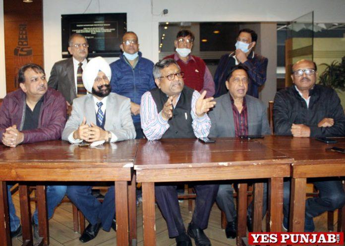 Ludhiana Industrialists team