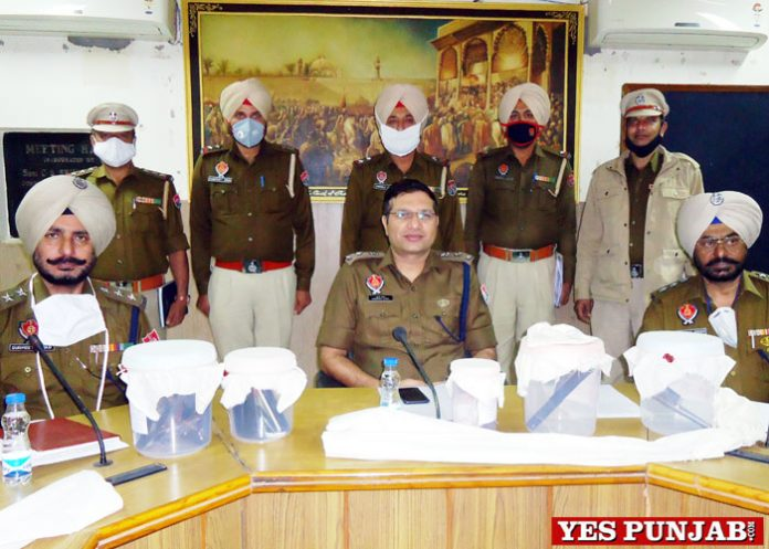 Mansa Police bust Gang of Robbers