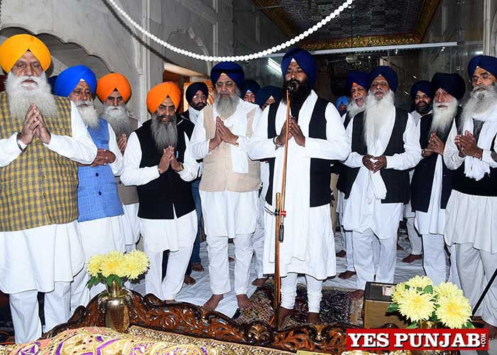 SGPC 100th Foundation Day Akhand Path 2