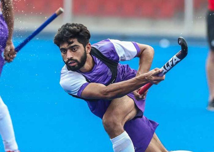 Shamsher Singh Hockey