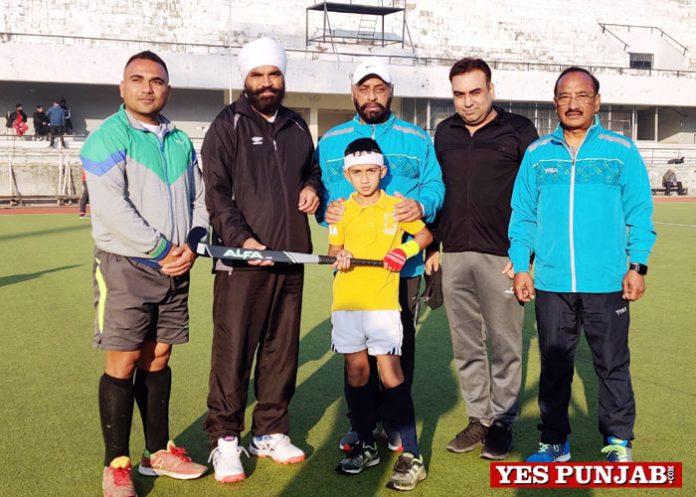 Sukhchain Singh Hoshiarpur Hockey