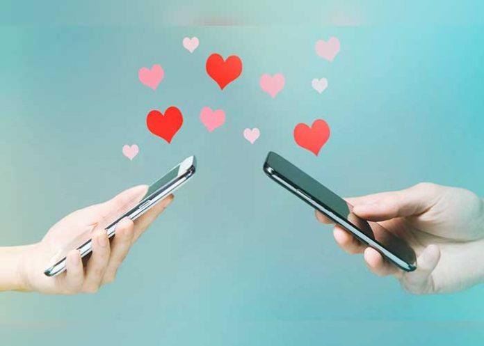 Dating App Smartphone