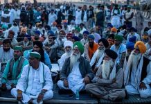Farmers protest enter 23Day in Delhi