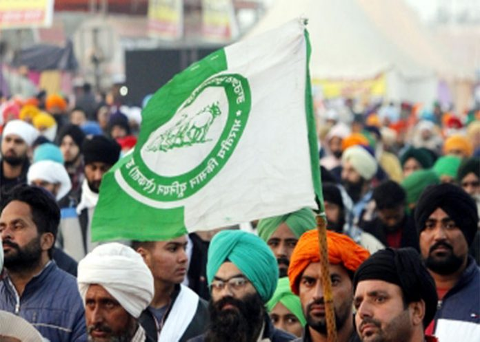 Farmers threaten block Chilla border