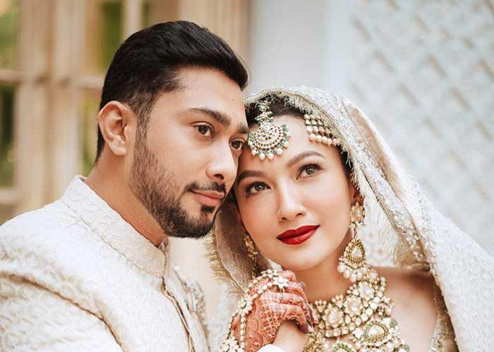 Gauahar Khan Zaid Darbar get married