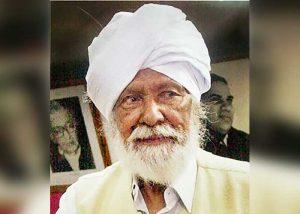 Harkishan Singh Surjeet CPIM